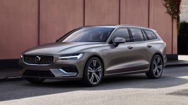 Volvo V60 - front static