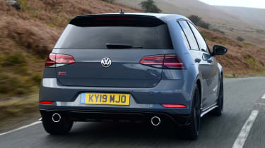 New Volkswagen Golf Gti Tcr 2019 Review Auto Express