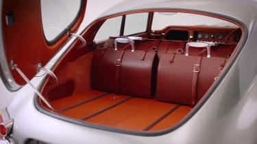 Helm Jaguar E-Type - boot
