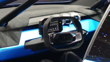Renault ZOE e-sport 2017 - Geneva interior