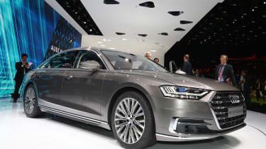 Audi A8 - Frankfurt static