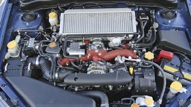 Impreza engine