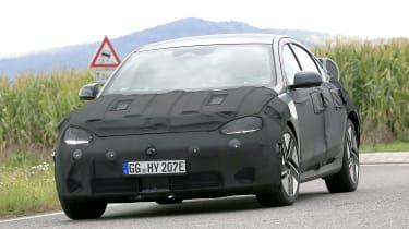 Hyundai Ioniq 6 - spyshot 1