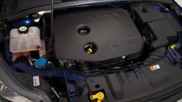 Used Mk3 Ford Focus - engine