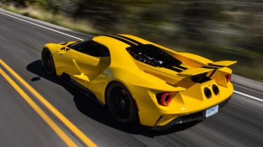 Ford GT - rear