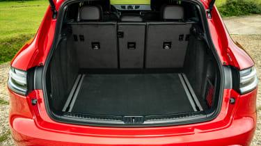 Porsche Macan GTS - boot