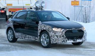Audi A1 Allroad - spyshot 3