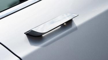 Tesla Model S 75D - handle