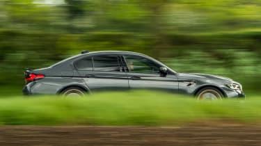 BMW M5 CS - side