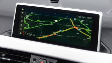 BMW X1 - sat-nav