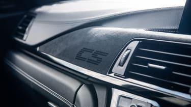 BMW M3 CS - dashboard