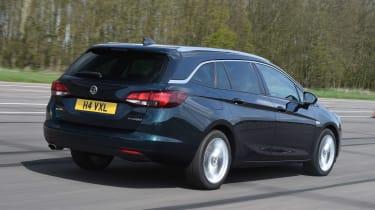 Vauxhall Astra ST vs Skoda Octavia Estate vs Peugeot 308 ...