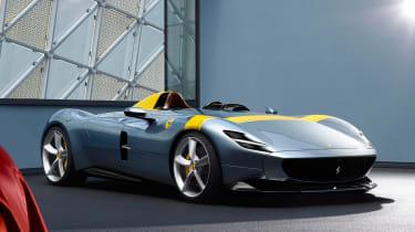 Ferrari Monza SP1 - front static