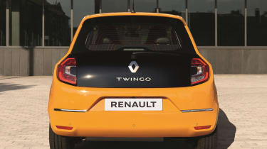 renault twingo facelift rear static