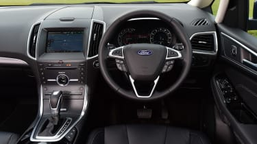 Ford S-MAX long-term - interior