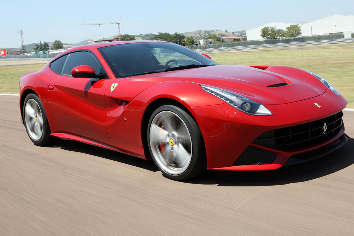 Ferrari F12 Prices Auto Express