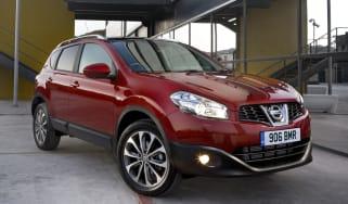 Nissan Qashqai recall