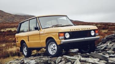 Range Rover Reborn - front