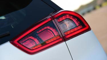 Kia Niro Plug-in Hybrid - rear light