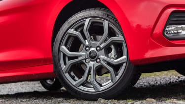 New Ford Fiesta ST-Line - wheel