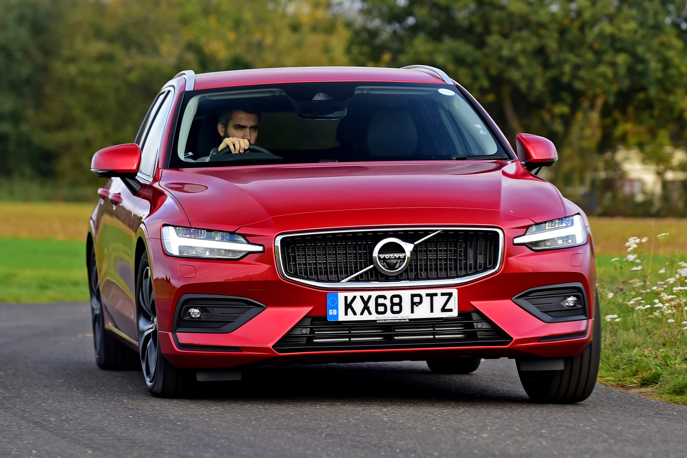 New Volvo V60 D3 2018 Review