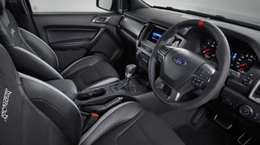 Ford Ranger Raptor - interior