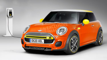 MINI electric - front (watermarked)