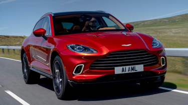 Mercedes To Increase Aston Martin Share Holding To 20 As Part Of New Deal Auto Express