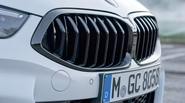 BMW 8 Series Gran Coupe - grille