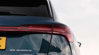Audi e-tron - brake light