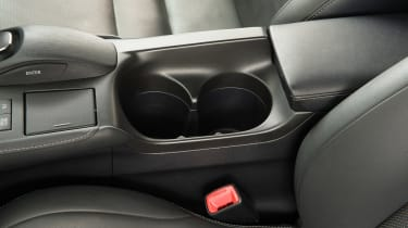 Used Lexus CT 200h - cup holders