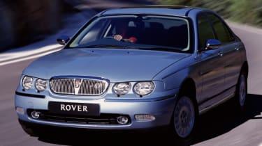 Rover front quarter