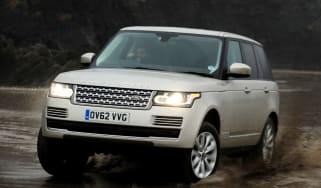 Range Rover 4x4 2013