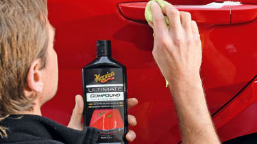 Car Product Awards - best colour restorer