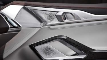 BMW Concept 8 Series - door detail