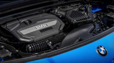 2018 BMW X2 - engine