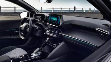 Peugeot 208 - cabin
