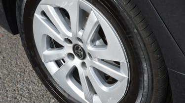 Toyota Prius long-term test - final report alloy wheel