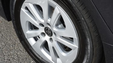 Toyota Prius long-term test - final report alloy wheel