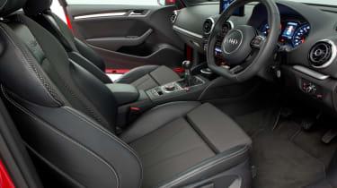 Used Audi A3 mk3 2012 - seats