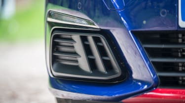 Peugeot 308 GTi review - detail