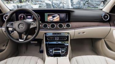 Mercedes E-Class All Terrain - interior