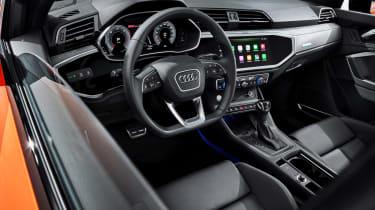 Audi Q3 Sportback - dash