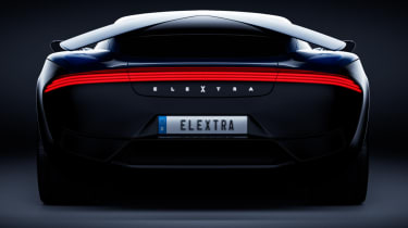 Elextra rear lights