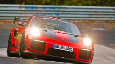 Porsche 911 GT2 Manthey Racing