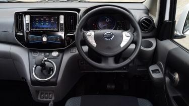 Nissan e-NV200 Combi - interior