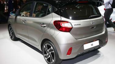 Hyundai i10 - Frankfurt rear