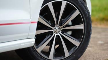 Volkswagen Polo - wheel detail