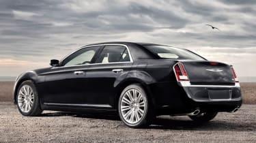 2012 Chrysler 300C rear