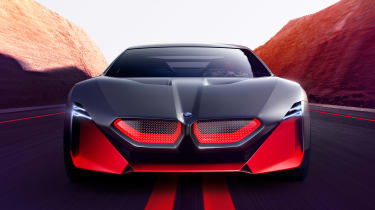 BMW Vision M NEXT concept - full front